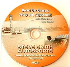 A TERRIFIC CD ON HOW TO SETUP And ADJUST DWARF AND LEGEND CAR CHASSIS