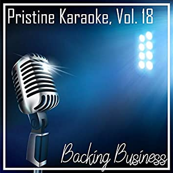 Pristine Karaoke, Vol. 18