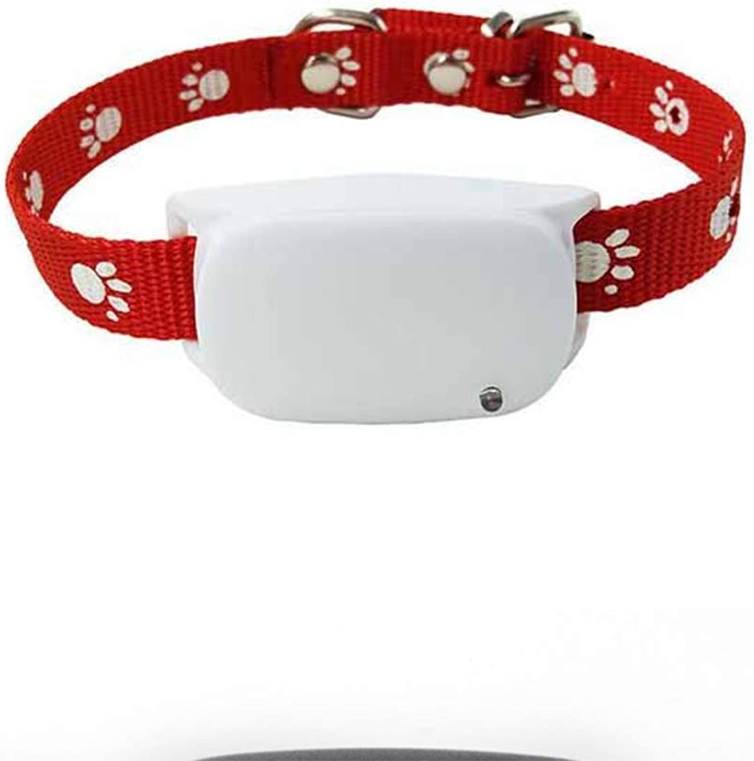 Pet Locator GPS Tracker Dog Locator AntiLost Smart pet GPS Collar Tracker for Pets, AntiLost, Locator, geofence,White