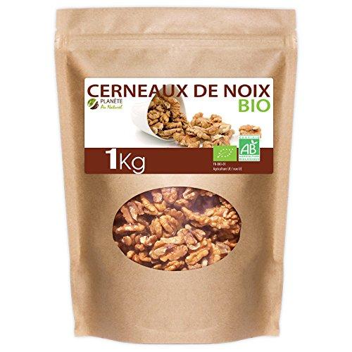Cerneaux de Noix Bio - 1kg - Quart de Cerneaux