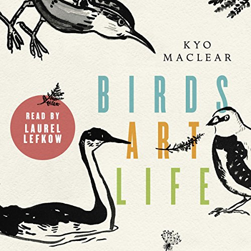 Birds Art Life audiobook cover art