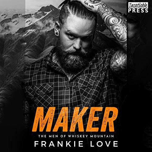 Maker Audiobook By Frankie Love cover art
