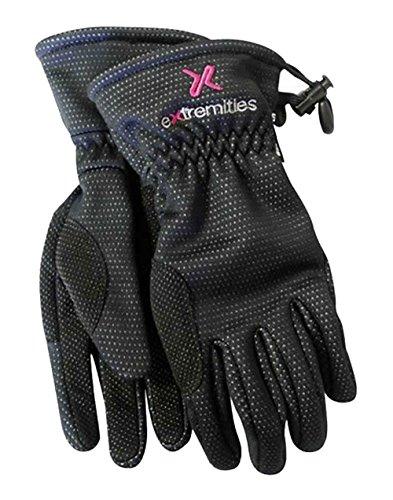 Extremitäten Velo Handschuh Damen Größe L schwarz