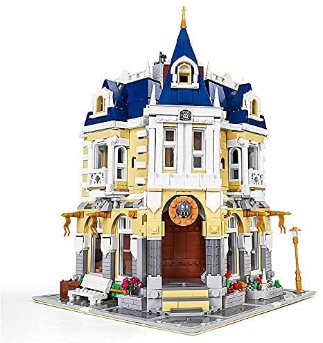 Mould King 11005, 2805 Piezas Grandes Modulares para Disfraz con IluminacióN, Moc, Bloques De SujecióN, Modelo Compatible con Casa Lego.