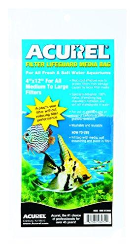Loving Pets Products Acurel Filter Lifeguard Media Bag 4\