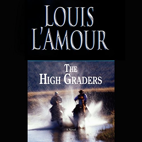 The High Graders audiobook cover art