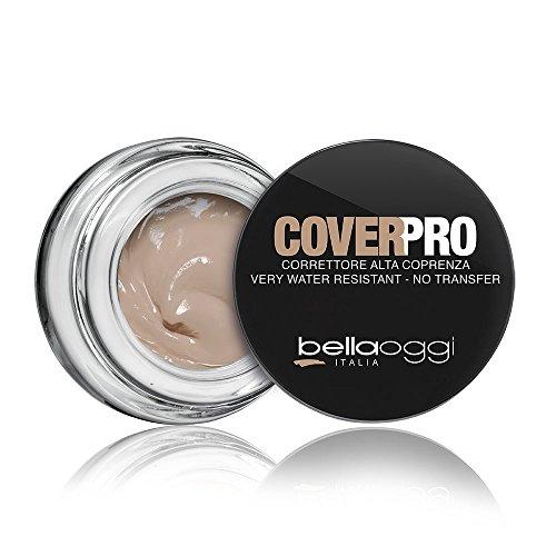 Bellaoggi 35549-303 Coverpro corrector de alta cobertura Warm Tone – 60 g