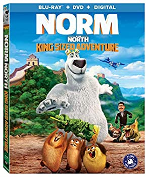 Norm of the North  King Sized Adventure [Blu-ray]