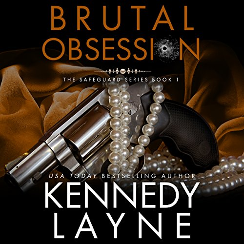 Brutal Obsession audiobook cover art