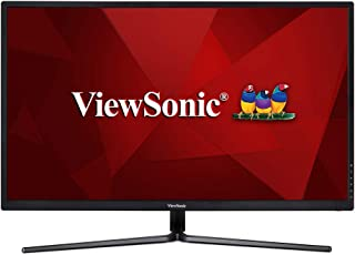 ViewSonic VX3211-4K-MHD 32 Inch 4K UHD Monitor with 99% sRGB Color Coverage HDR10 Freesync HDMI and DisplayPort