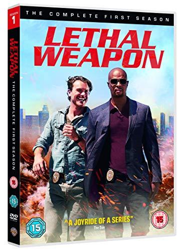 Lethal Weapon: Season 1 [DVD] [2016] [2017]