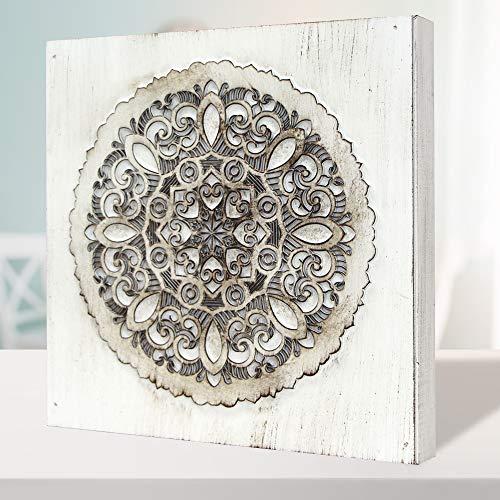 Cuadro Mandala de Pared Calada, Fabricada artesanalmente en