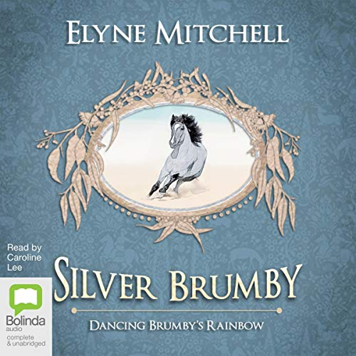 Dancing Brumby's Rainbow audiobook cover art