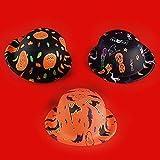 Carnival Toys Bombetta in plastica serigrafata