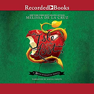 Isle of the Lost     A Descendants Prequel              By:                                                                                                                                 Melissa De La Cruz                               Narrated by:                                                                                                                                 Sophia Carson                      Length: 8 hrs and 23 mins     772 ratings     Overall 4.3