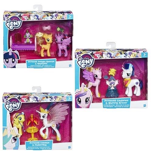 Amazon.es: My Little Pony B9160EU40 - Pack de amistad (personajes enviados al azar), color/modelo surtido: Juguetes y juegos