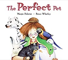 Image of The Perfect Pet by Margie. Brand catalog list of Katherine Tegen Books.