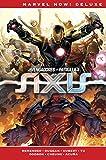 Imposibles Vengadores 3. Axis
