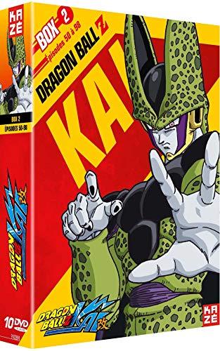 Dragon Ball Z Kai-Box 2/4-DVD