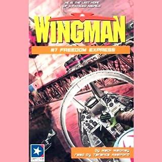 Wingman #7 audiobook cover art