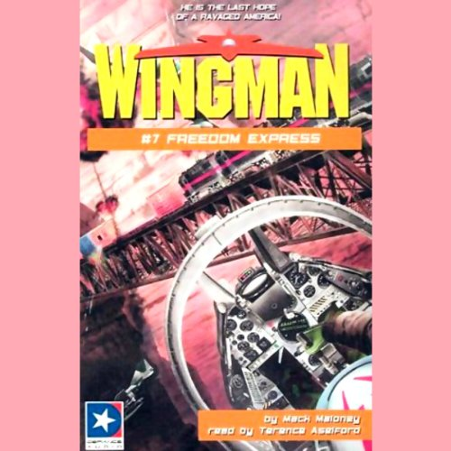 Wingman #7 audiobook cover art