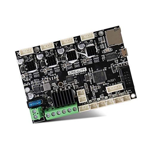 Creality Upgrade Ender 3 V2 Silent Board V4.2.7 mit TMC 2225-Treibern 32-Bit Silent Mainboard Motherboard für Ender 3 V2