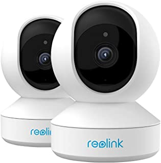 Reolink Indoor WiFi Security Camera, E1(Pack of 2)