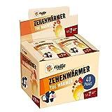 HELLO HEAT (Warmpack 40 Paar Zehenwärmer I Schuhheizung mit Wärmedauer von 7...