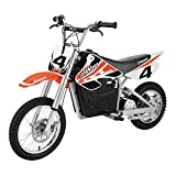 Razor MX650 Dirt Rocket Adult & Teen Ride On High-Torque Electric Motocross Motorcycle Dirt Bike,...
