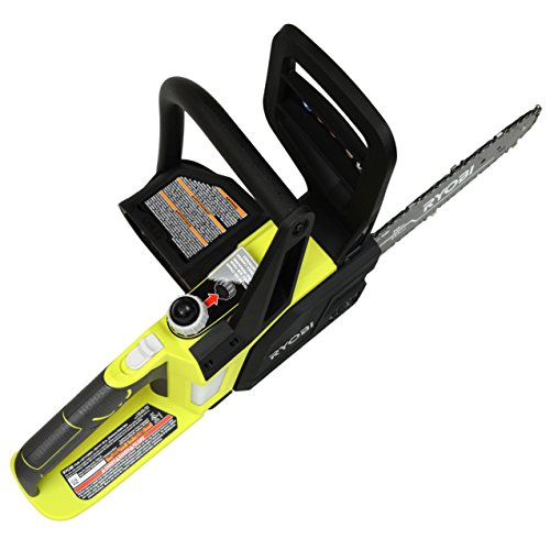 Ryobi P546 10 in. ONE+ 18-Volt Lithium+ Cordless Chainsaw (Tool Only - Battery and Charger NOT Included)