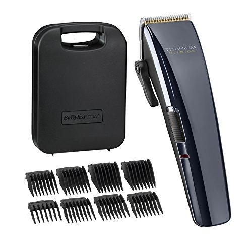BaByliss for Men Titanium Nitride Hair Clipper