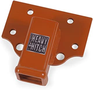 Rear 2″ Receiver Hitch Plate for Kubota BX Series