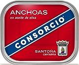Anchoas en Aceite de Oliva Consorcio 335gr.