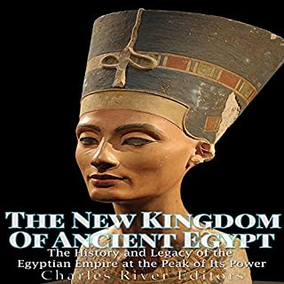 The New Kingdom of Ancient Egypt cover art