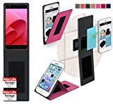 Hülle für Asus ZenFone 4 Selfie Pro Tasche Cover Hülle Bumper | Pink | Testsieger