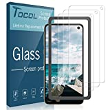 TOCOL [3PACK] for Samsung Galaxy S10e Screen Protector Tempered...