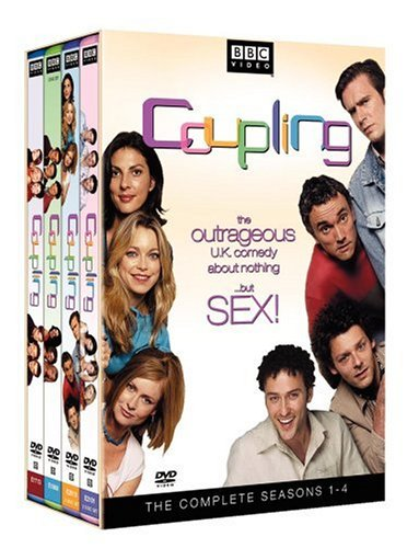 Coupling - The Complete Seasons 1-4