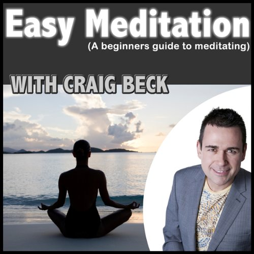 Easy Meditation audiobook cover art