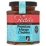 Geeta's Chutney à la Mangue Premium 320 g