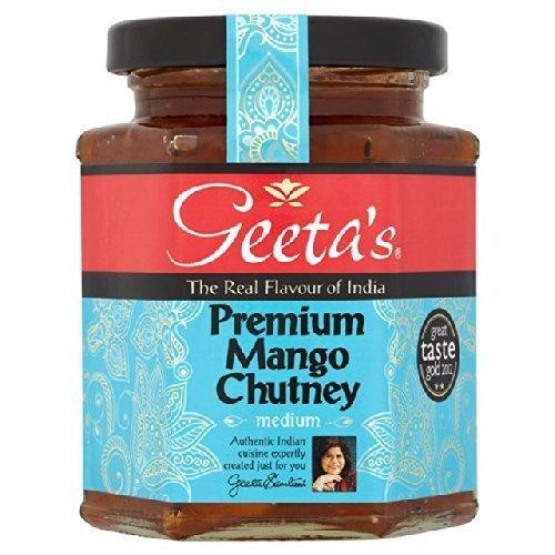 Geeta\'s Premium Mango Chutney 320g