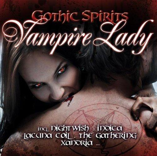 Gothic Spirits Vampire Lady