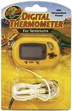 Zoo Med Digital Terrarium Thermometer, 3 x 2 x 1&quot