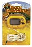Zoo Med Digital Terrarium Thermometer, 3 x 2 x 1&quot