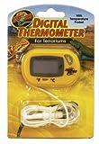 zoomed Zoo Med TH-24 Termometro digitale per terrario