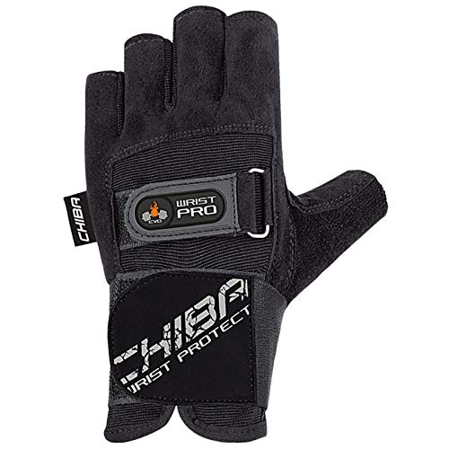Chiba Herren Handschuh Wristguard Protect, Schwarz, L