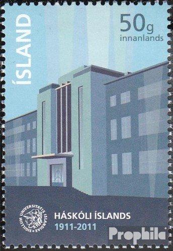 Prophila Collection Island 1314 (kompl.Ausg.) 2011 Uni (Briefmarken für Sammler)