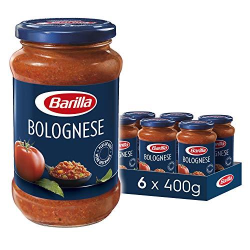 Barilla Pastasauce Bolognese, 6er Pack (6 x 400g)