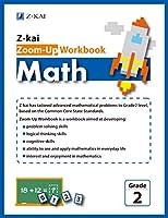 Zoom-Up Workbook Math Grade2 (英語で算数を学ぶ Zoom-Up Workbook Math)
