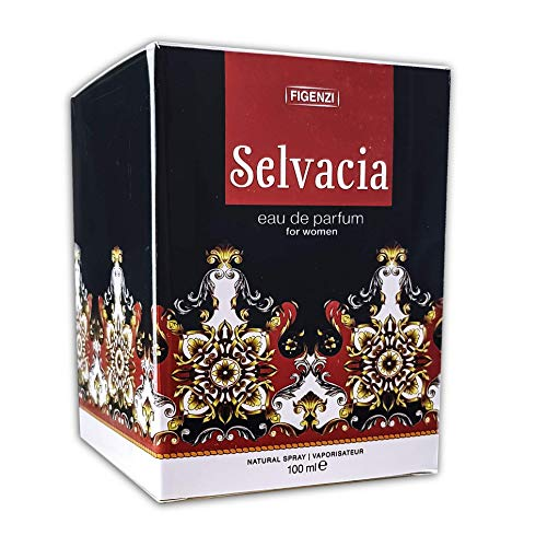 SELVACIA Eau de Parfum Women Natural Spray 100 ml