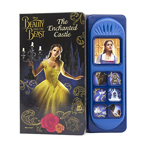 Disney Princess - Beauty and the Beast - The Enchanted Castle - Play-a-Sound - PI Kids